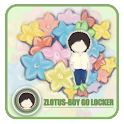 ZLOTUS boy GO Locker Theme logo