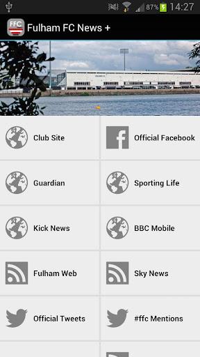 Fulham FC News+
