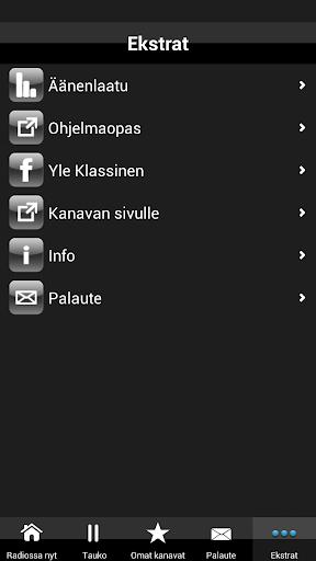 【免費娛樂App】Yle Klassinen-APP點子