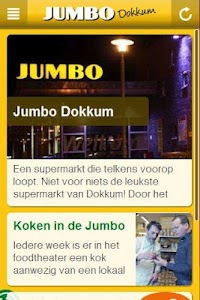 Jumbo Dokkum App screenshot 2