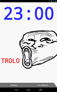 Troll Face Live Wallpaper - screenshot thumbnail
