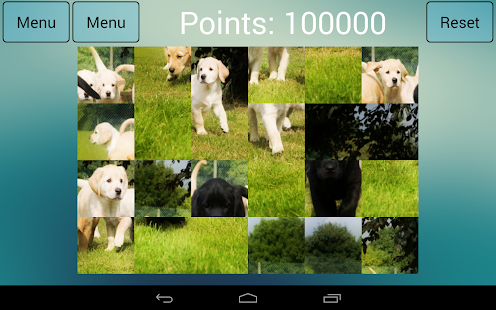 Jigsaw Puzzle Dogs Screenshot 9
