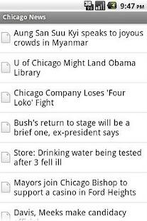 Chicago News Lite