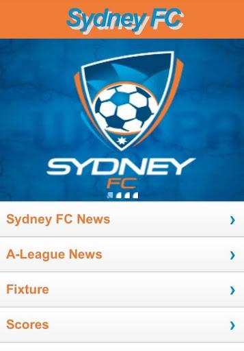 Sydney FC Fan