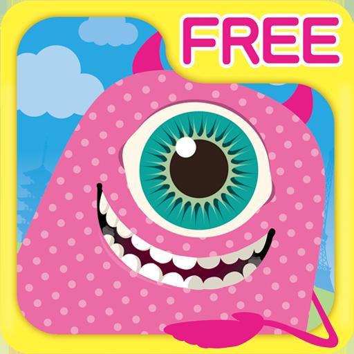 チキンモンスターズ 無料版 教育 App LOGO-APP試玩