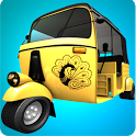 Rickshaw Racing Mobile icon