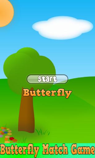 Butterfly Match Fun