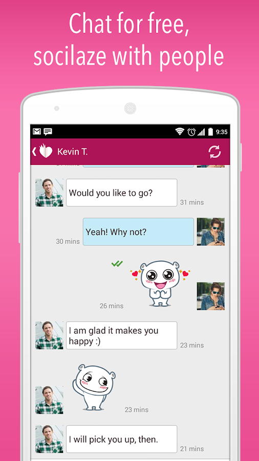 Download Waplog - Free Chat Dating App Meet Singles APK Android