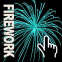 3D Fingers Firework logo