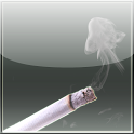 Smoke Virtual Cigarette Free icon