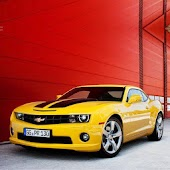 Chevrolet Camaro Live Wallpape