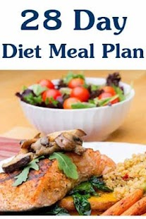 28 Day Diet Meal Plan