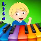 Nursery Rhymes PianoTunes Lite icon