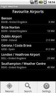 Flight Weather- screenshot thumbnail