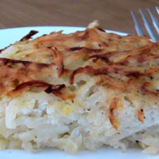 Basic Potato Kugel (Parve)