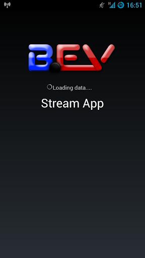 BEV Stream App Twitch