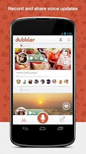 Dubbler - Share Your Voice - screenshot thumbnail