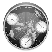 Right Time Zone (World Clock)