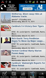 St. Louis Local News - screenshot thumbnail