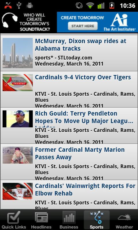 St. Louis Local News - screenshot