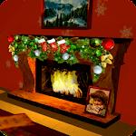 3D Christmas Fireplace HD Full v1.25