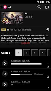 Viaplay - screenshot thumbnail