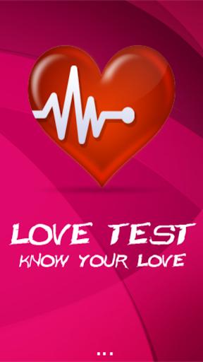 愛情測試計算器