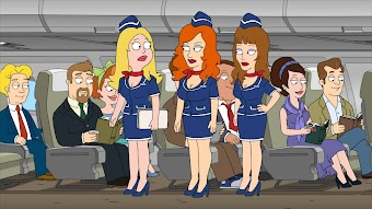 Introducing... The Naughty Stewardesses