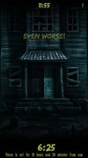 Horror Alarm - screenshot thumbnail