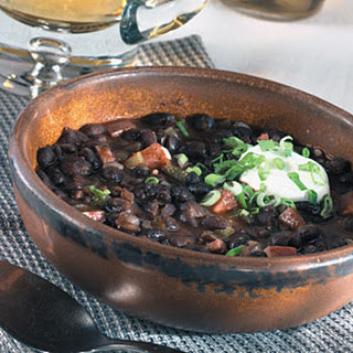 Jamaican Black Bean Soup.