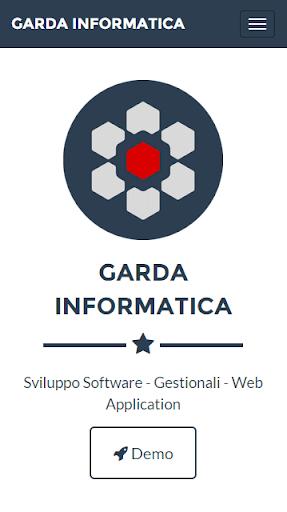 Garda Informatica Demo App