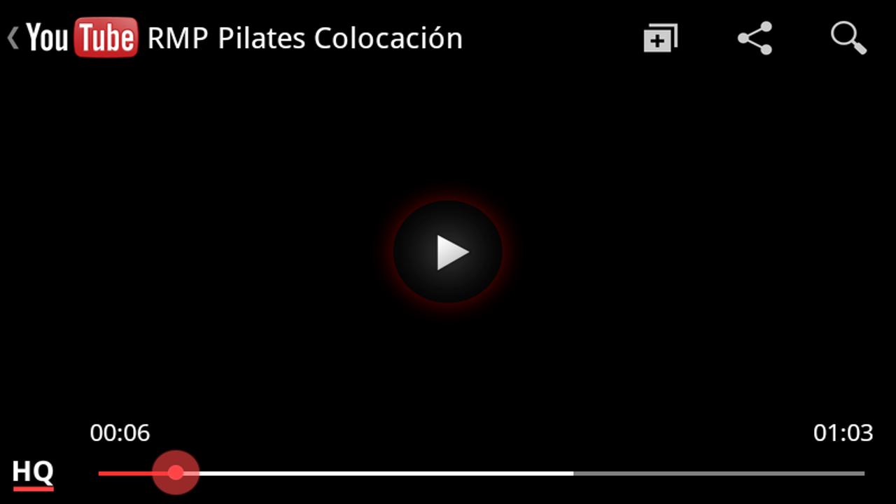 Pilates Studio - screenshot