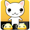 Hide cat icon