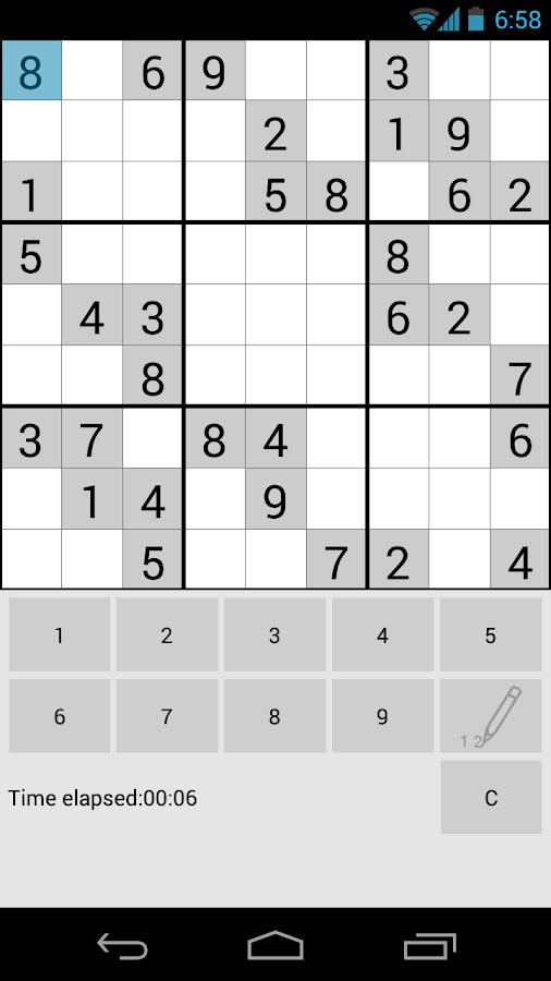 multiplayer sudoku app