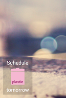 Screenshot of Routine Calendar & Widget