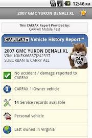 CARFAX for Dealers Screenshot 7