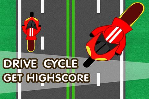 Motorbike Highway Racer