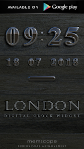 Poweramp skin London v2.02