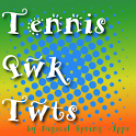 Tennis Chat icon