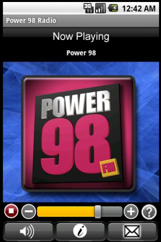 Power 98- screenshot