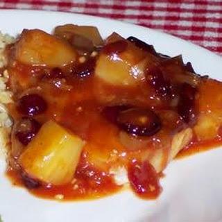 Bahama-Mama Pork Chops