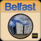 Belfast Offline Travel Guide icon
