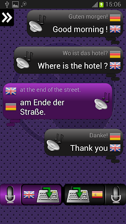 Conversation Translator 1.14 screenshot 207598