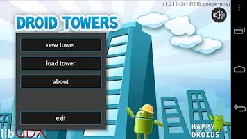 Screenshot of Droid Towers