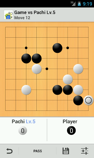 Pachi for Android Beta