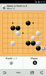Pachi for Android (Go Game) - náhled