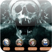 Skull King [SQTheme] for ADW