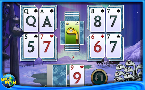 Fairway Solitaire (Full) - screenshot thumbnail