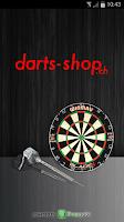 Screenshot of Darts-Shop