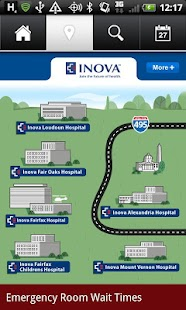Visit Inova - screenshot thumbnail